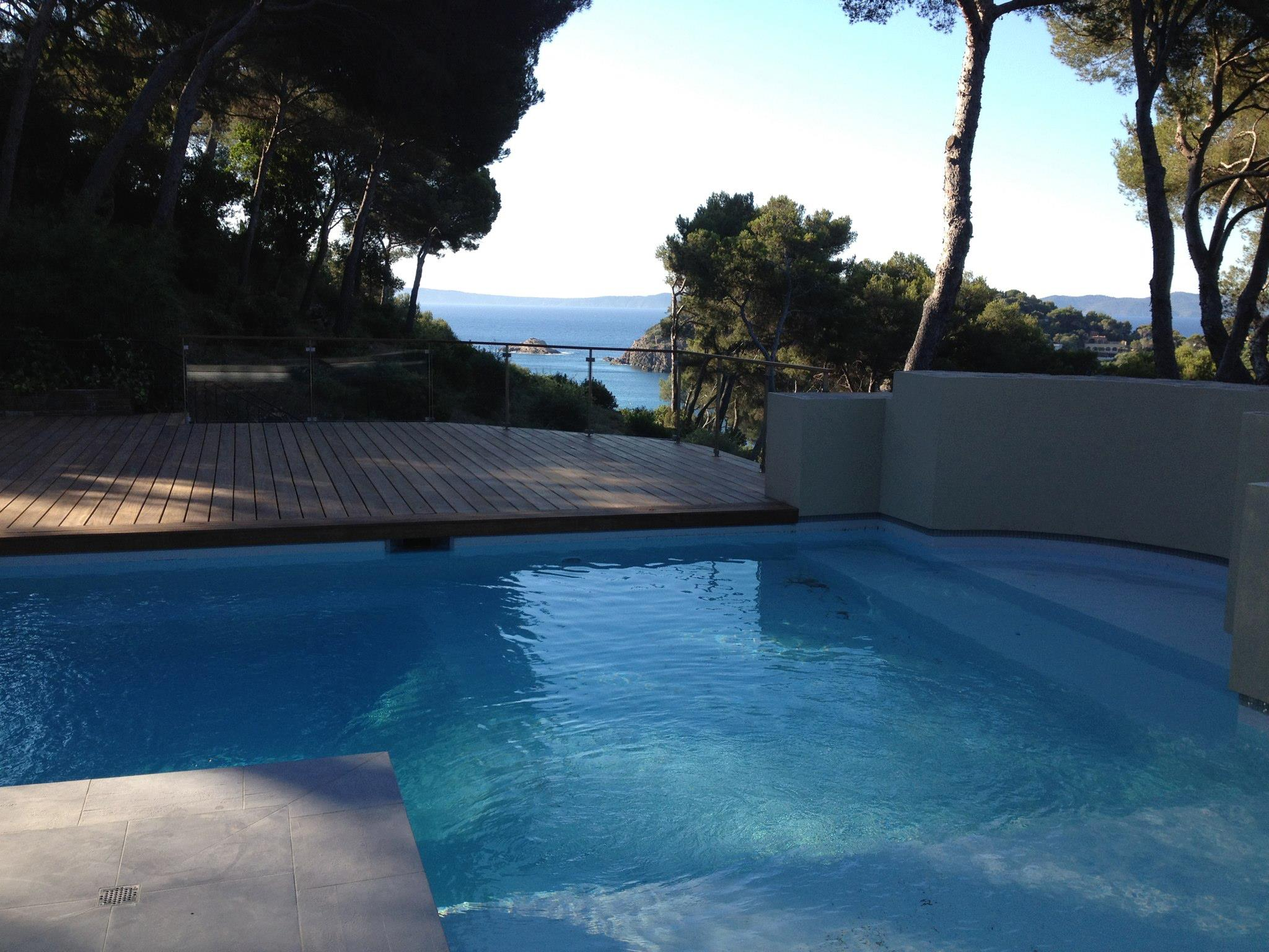 Projet c r habilitation d 39 une piscine au cap b nat for Zeolite piscine
